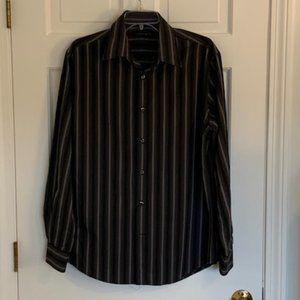 Axist striped Men's dress shirt